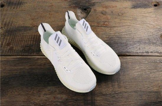 Adidas Alphaedge 2 4D White Pearl