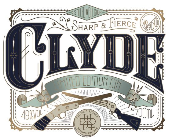 betype:     Bonnie & Clyde by  Pearly Yon