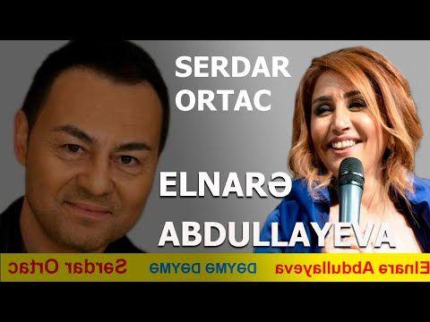 Serdar Ortac Elnare Abdullayevani Dinləyərkən Kovrəldi Youtube Komik Capsler Komik Youtube