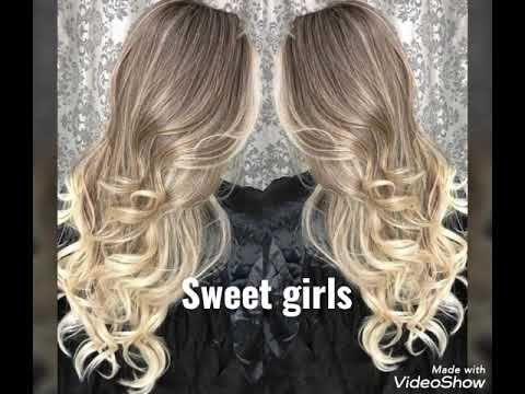اجمل اللوان شعر اللون التلجي وجماله طريقة صبغ الشعر اللون التلجي ولا اروع يجنن ووفري نقودك Youtube Long Hair Styles Hair Styles Beauty