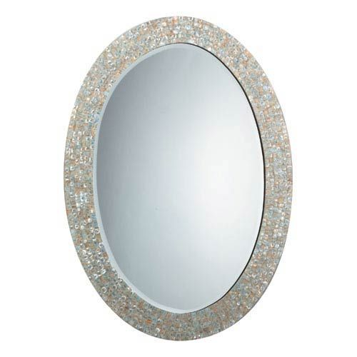 Kasbah Mother Of Pearl Mirror In Silver Grey Mother Of Pearl Mirror Framed Mirror Wall Simple Wall Decor