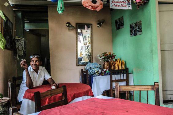 Rhum et pain rassis : tourisme de bouche dans le Cuba d'aujourd'hui