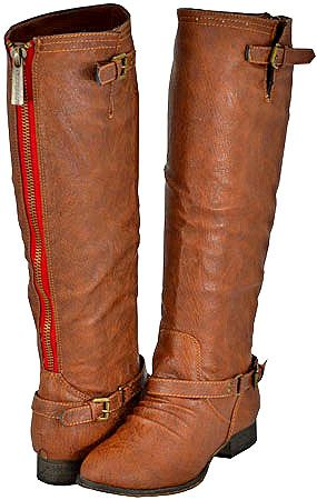 Breckelles Outlaw-81 Tan Women Casual Boots #Boots #Rider #Fall ...