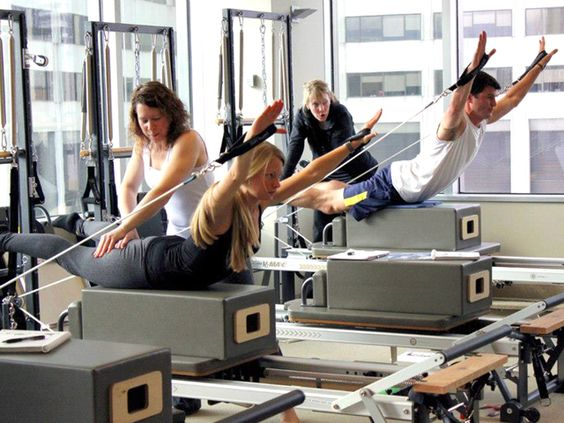 How Joseph Pilates pioneered boutique fitness | Well+Good