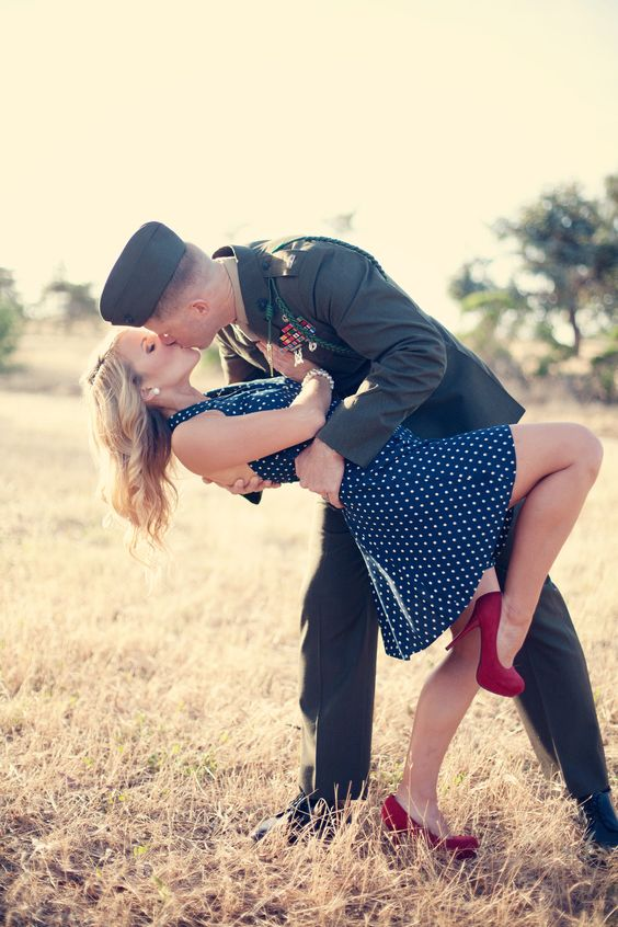 Military Vintage Photo Shoot by Stephanie Needham Photography