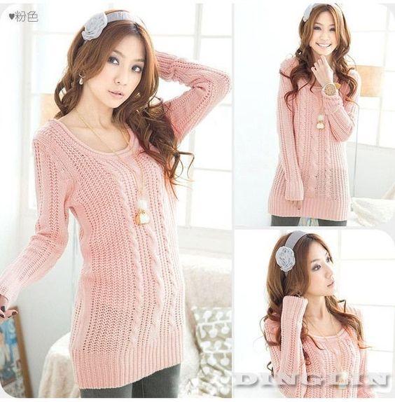 Women Autumn Winter Woolen Knit Pullover Sweater Dress Jacket Top Outwear Jumper https://t.co/kD5ZpJPALn https://t.co/ILj9imj8ou