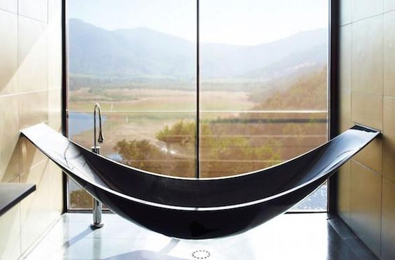 The Best Hammock Bathtub Ideas On Pinterest - Hammock shaped bath tub