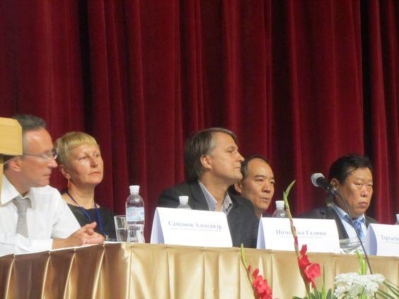 Одесса. II Международная конференция по Имидж Медицине (фото Галины Беляевой).