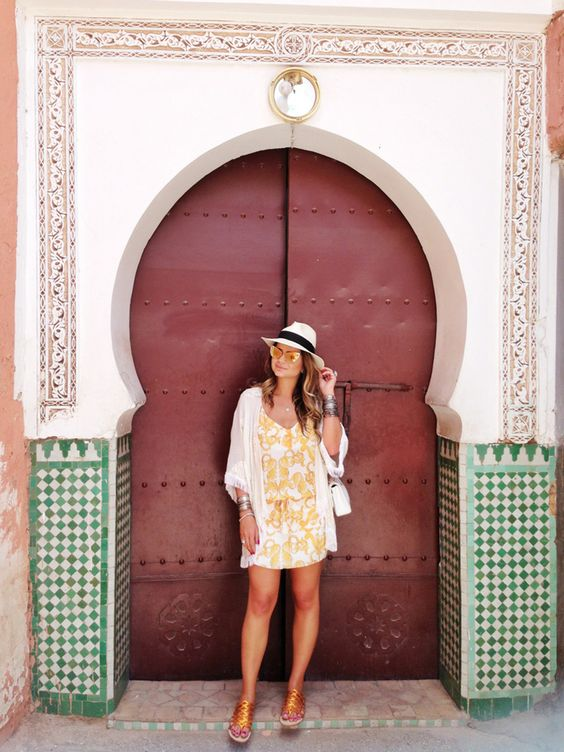 Get the look – Marrocos day 1! « Blog da Thássia