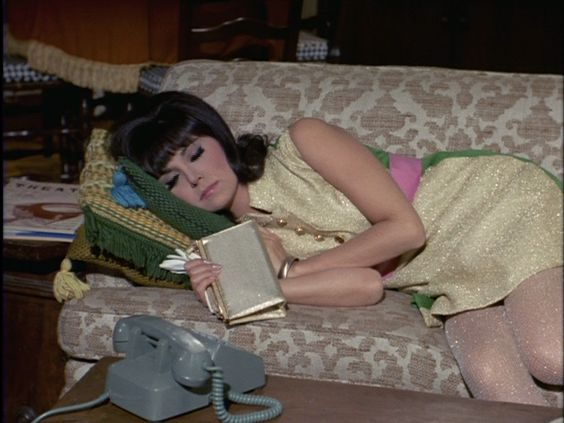 Marlo Thomas as Anne Marie | That Girl (September 8, 1966 - March 19, 1971):