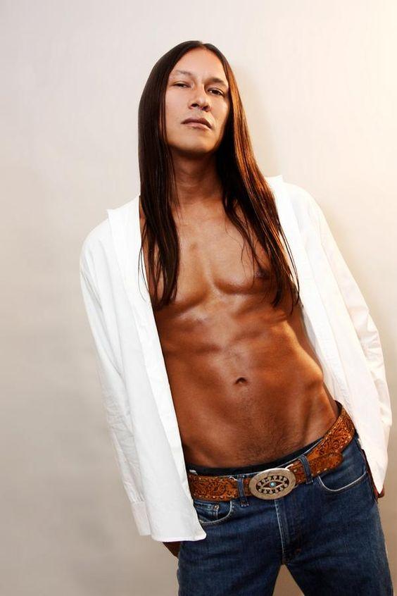 Nude Sexy Native American Men 32