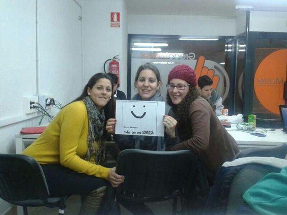 Más Sonrisas, Miriam, Adela y Valeri