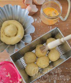 Karine Cuisine: La pâte à brioche