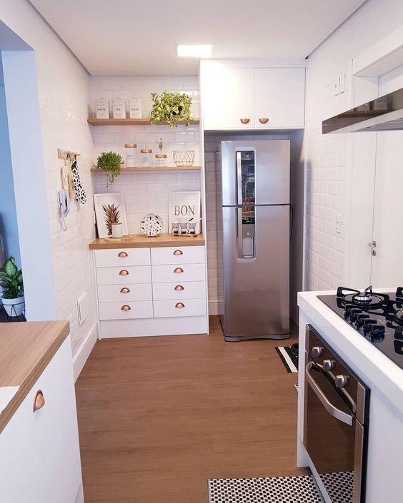 Fresh Kitchen Decor