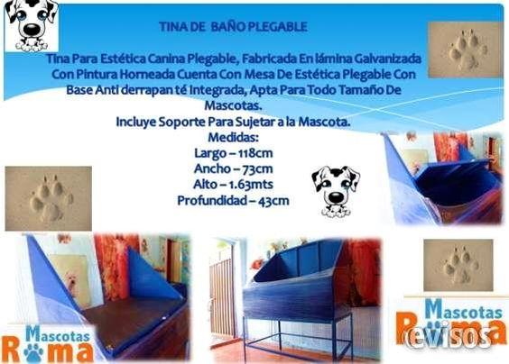 tina de estética canina profesional plegable  MASCOTAS ROMA Y ACCESORIOS  Pone a la Venta Tina Para Esté ..  http://cuauhtemoc-city-2.evisos.com.mx/tina-de-estetica-canina-profesional-plegable-id-629682