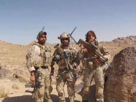 Delta Force Beard Seals, Tactical beard ...