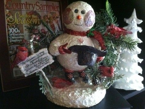 Snowmen - Welcome to Kat's Knacks