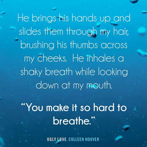 Ugly Love by Colleen Hoover.: