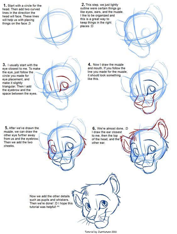 Cat Ear Girl Tilt Head