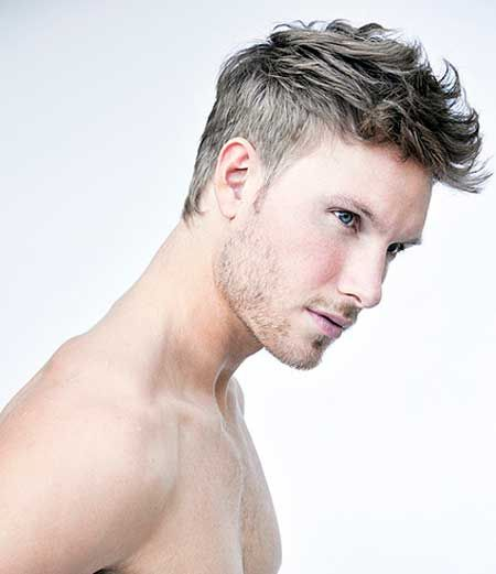 Pleasant Short Hairstyles For Men Short Hairstyles And Blondes On Pinterest Short Hairstyles Gunalazisus