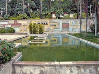 Parque Burle Marx, São Paulo, SP, Brasil - Roberto Burle Marx