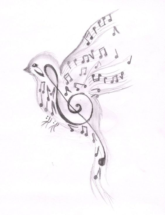 songbird tattoos | Sikh Tattoos Designs Page