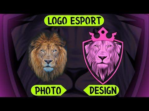 Cara Membuat Logo Esports Di Android Tutorial Pixellab Logo Youtube Beatles Desain Logo