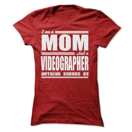 I AM A MOM AND A VIDEOGRAPHER T Shirts, Hoodies. Check price ==► https://www.sunfrog.com/LifeStyle/I-AM-A-MOM-AND-A-VIDEOGRAPHER-SHIRTS-Ladies.html?41382