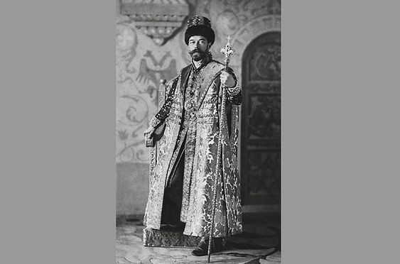 Possibly inspiration for Marc Jacobs Spring collection?   Nicholas II was the last leader to enjoy the legendary magnificence and luxury of the Imperial Russian Court