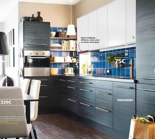Cuisine Ikea  le meilleur de la collection 2013 Kitchens - kleine küchenzeile ikea