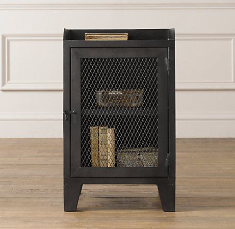 Best Boys Nightstand French Railroad Cabinet From 640 x 480