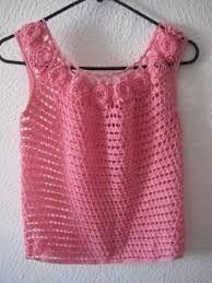 crochet blusas - Buscar con Google