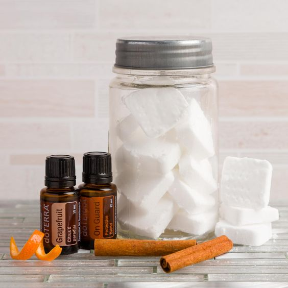 Make your own natural dishwasher tabs