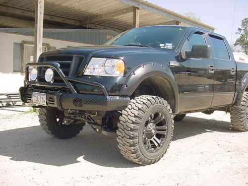 Ranch Hand Front Bumper Replacement 04 05 06 07 08 Ford F150 Ford F150 Trucks Chevrolet Silverado