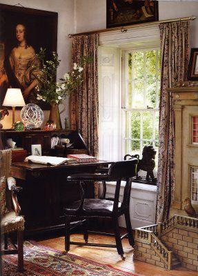 desk, portrait, doll house
