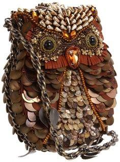Owl Purse.   I want it