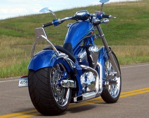 Honda Fury So i'm hoping to be my next baby!!!!