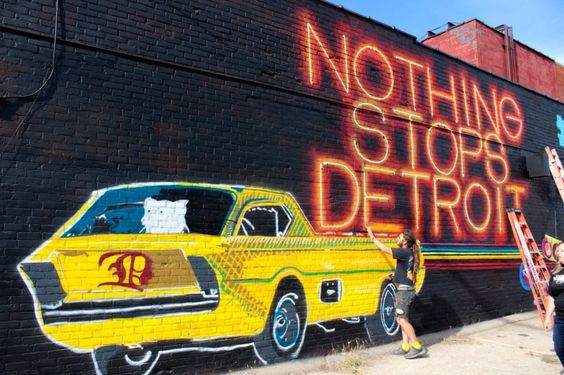 Ryan Doyle Nothing Stops Detroit