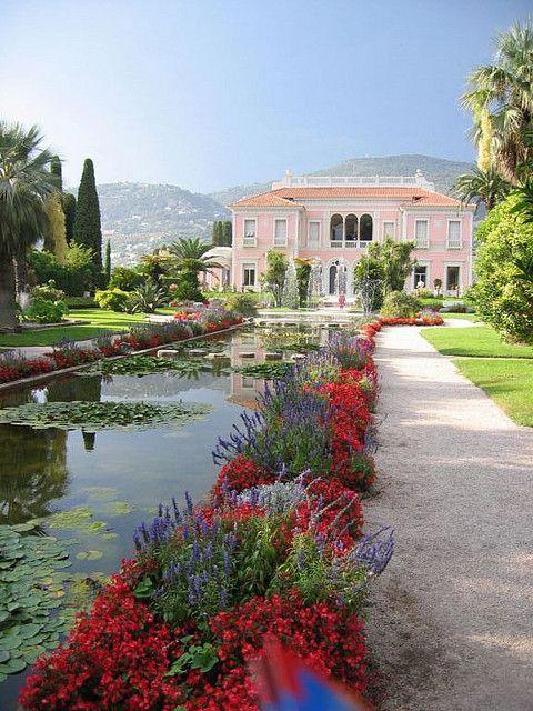 Villa Ephrussi de Rothschild - French Riviera: