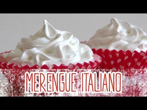 Receta de Merengue italiano - Duro y brillante: Aprende a cocinar Merengue italiano - Duro y brillante con Lolita la pastelera