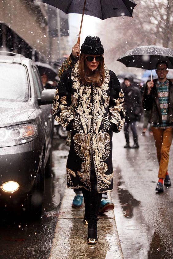 Milan Fashion Week © Coke Bartrina. Anna Dello Russo looking AMAZING. Street style.