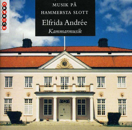 Stockholm Quartet - Andree: Musik Pa Hammersta Slott