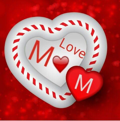 Pin By ميرا جي On حرف الميم M Love Wallpaper Download Sparkle Wallpaper Alphabet Wallpaper