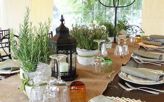 Matrimonio in stile country chic | http://fioristalagardenia.it/matrimonio-in-stile-country-chic/