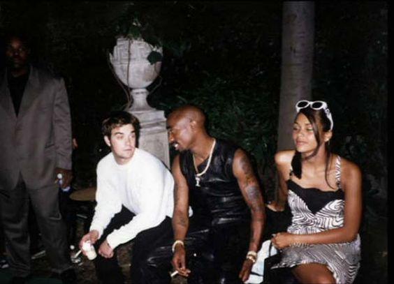.....with Kadada Jones and  Robbie Williams