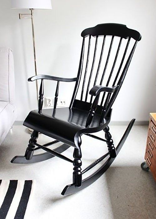 Rocking Chairs Are Very Comfortable To Utilize When You Are Tired After A Day Of Activities Shaking Chairs Are The Rocking Chair Wooden Rocking Chairs Chair