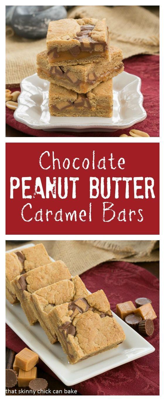caramel bars peanut butter peanuts caramel bar butter chocolate peanut ...
