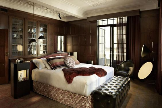 QT Sydney: Luxury Bedrooms, Bedrooms Interiors, Luxurious Bedrooms