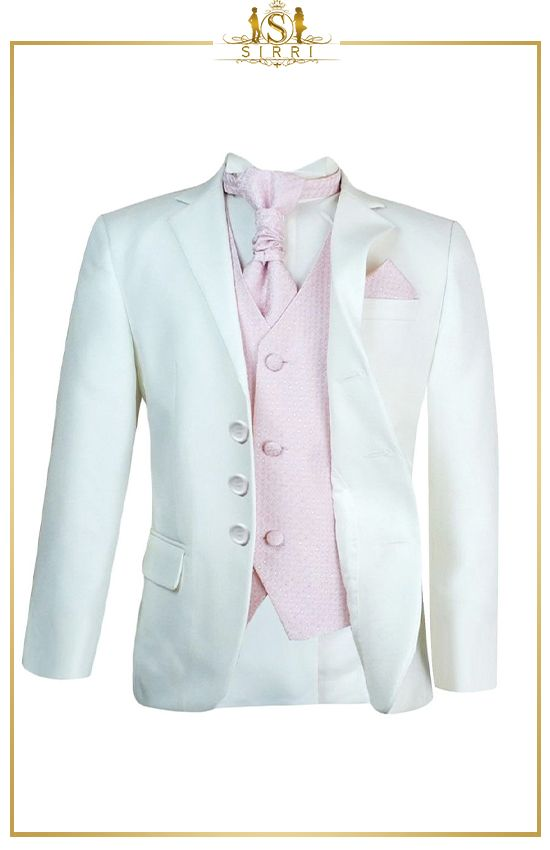 Cravats for Boys Boys wedding Cravats Boys Pink Cravat Page Boy Cravats