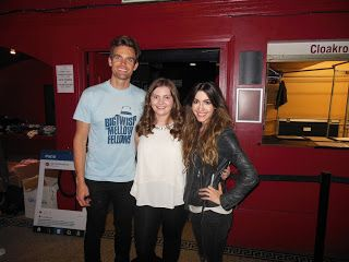 Surviving Medicine: Tyler Hilton and Kate Voegele VIP Live!